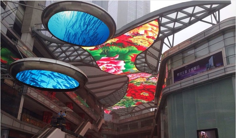 top ceiling led