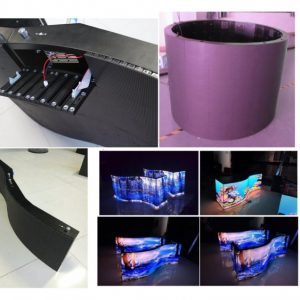ultra flexible LED