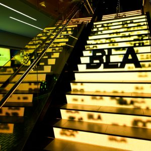 escalier stairs led