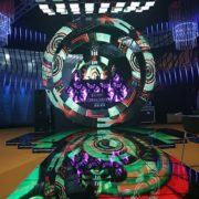 ring led display