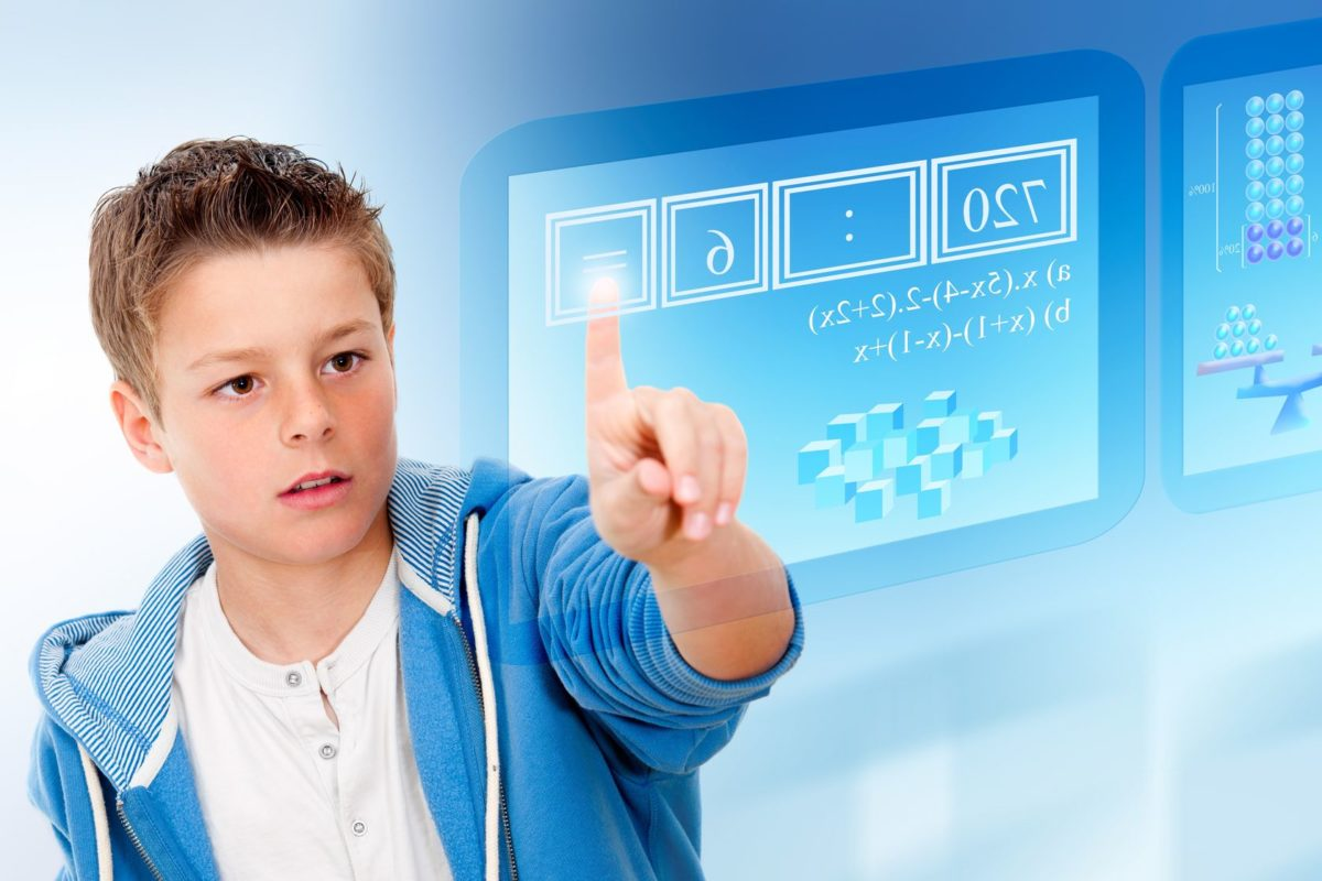 Education with LED Screens