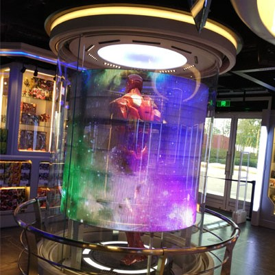 Transparent_LED_display_disney