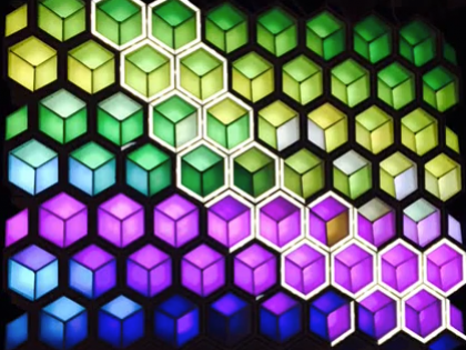Media Facade launches the new version of 3D Light Sculpture